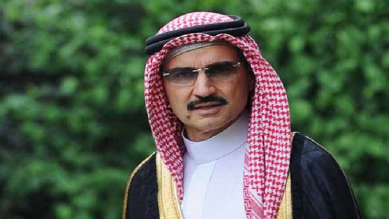 Принц аль-Валід бен Талал Аль Сауд