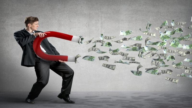 Як привернути гроші