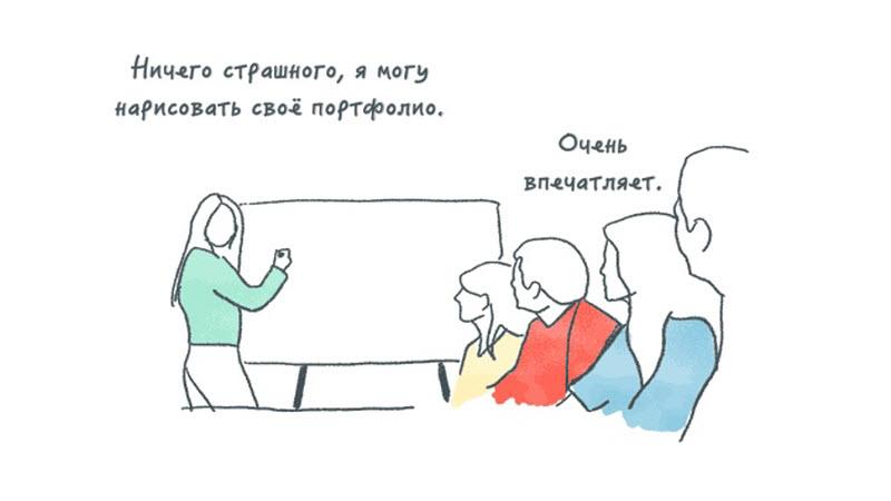 Наймання працівників: стресова презентація