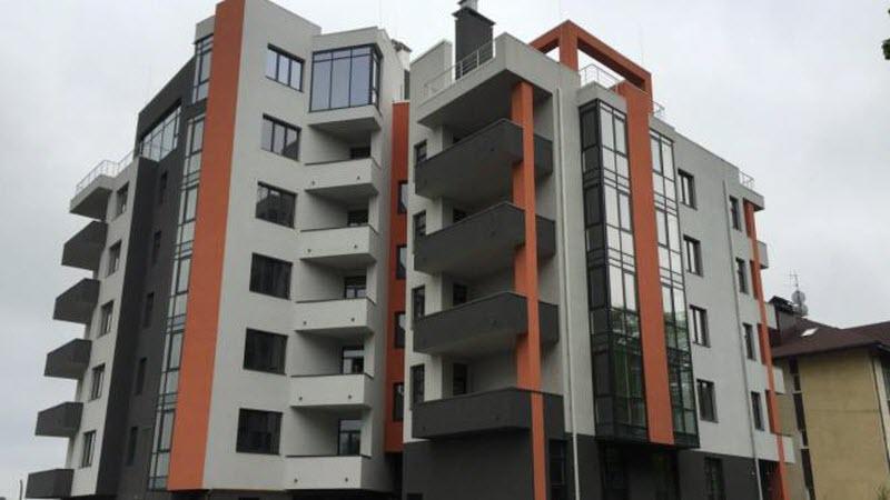 Багатоквартирний будинок