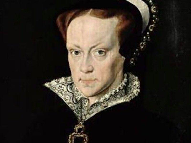 Королева Марія I
