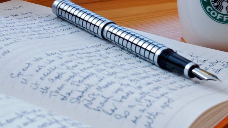 щасливе життя, ведіть щоденник