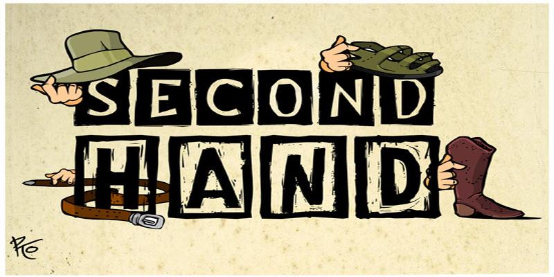 Секонд хенд