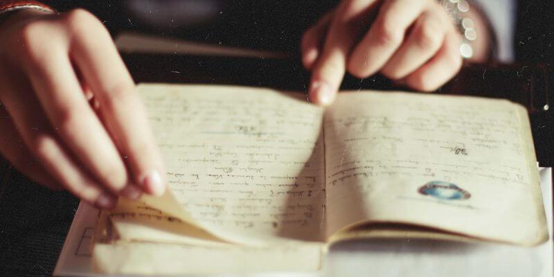 Писати щоденник
