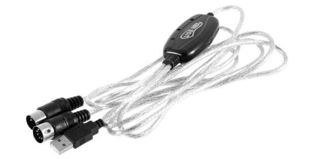 MIDI to USB