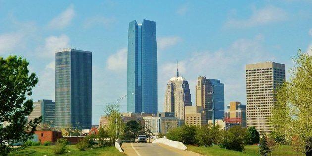 Оклахома сіті