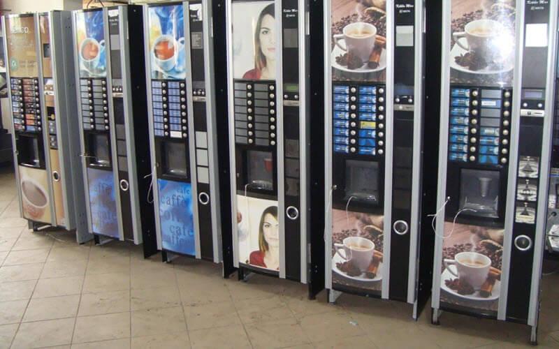 Вендінговий бізнес на кавових автоматах