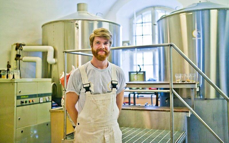 Технолог пивоварні