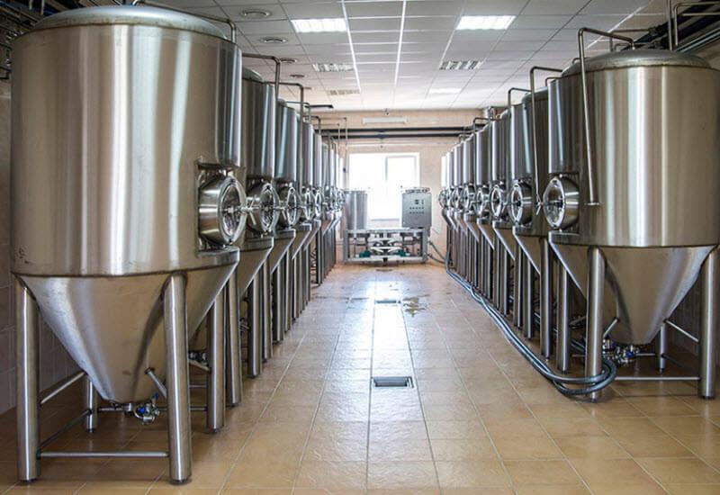 Обладнання пивоварні