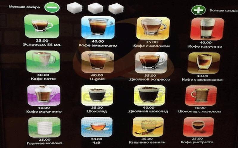 Вибір кави