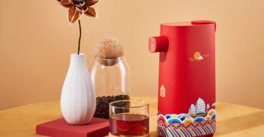 Xiaomi представила портативний чайник з надшвидким нагріванням