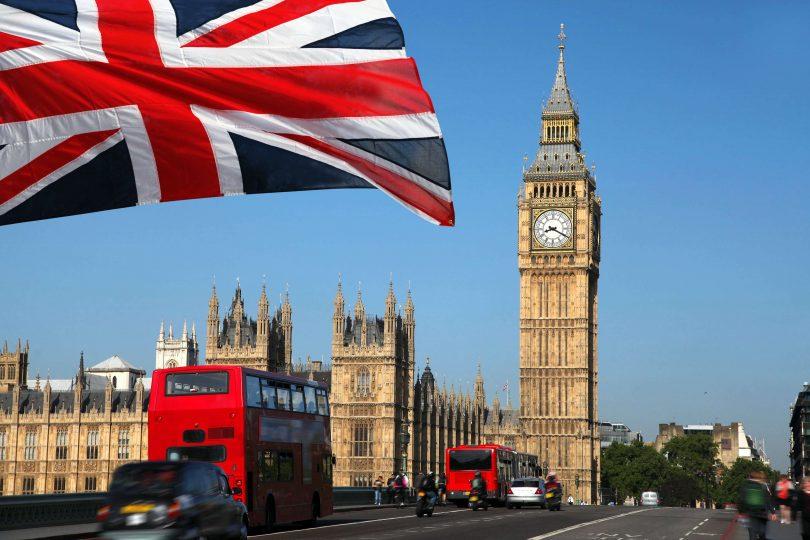 Великобританія