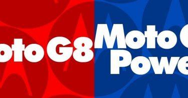 Розкрито характеристики смартфонів Motorola Moto G8 і G8 Power