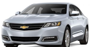 Завершено виробництво Chevrolet Impala