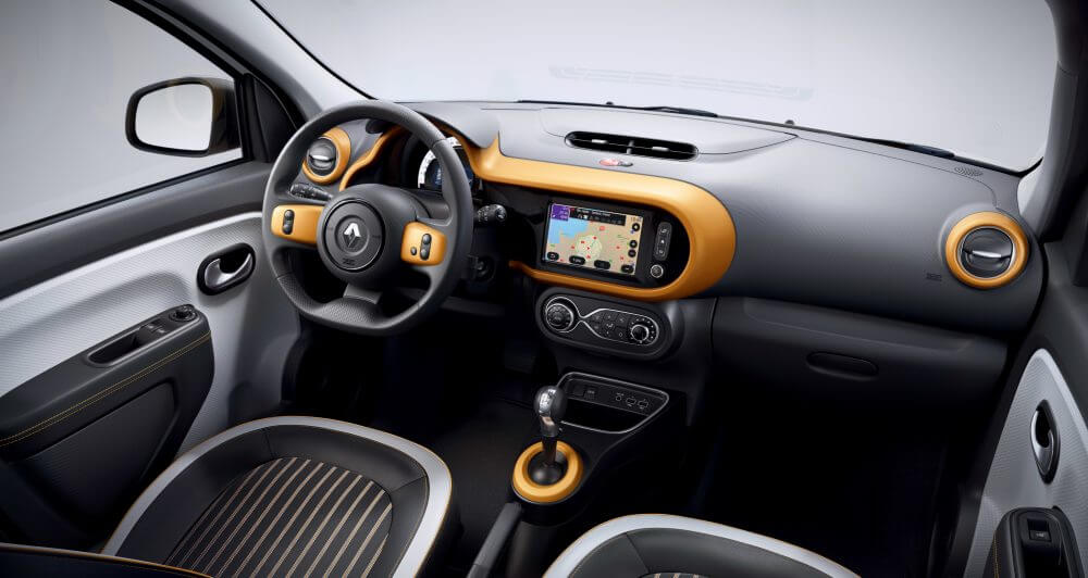 Renault Twingo ZE
