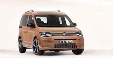 Volkswagen представив Caddy нового покоління