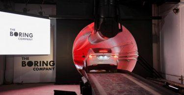 Компанія Ілона Маска успішно пробурила тунель під Лас-Вегасом
