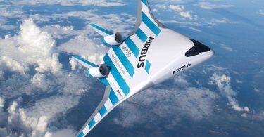 Airbus представила експериментальний літак майбутнього