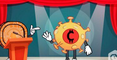 Умільці створили криптовалюту, яка прив'язана до коронавірусу