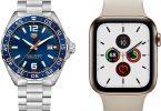 Apple vs Swiss watch