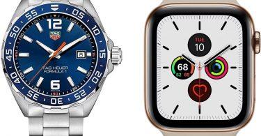 Apple Watch виявились популярнішими за швейцарські годинники