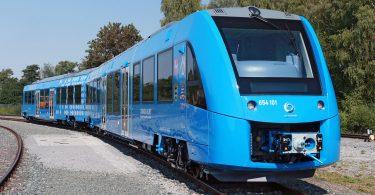 Нідерланди завершили випробування першого водневого поїзда