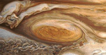 Юпітер шторм
