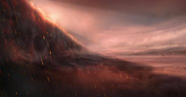 Знайдена планета, де йдуть залізні дощі: пекло в космосі