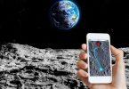 GPS на Місяці