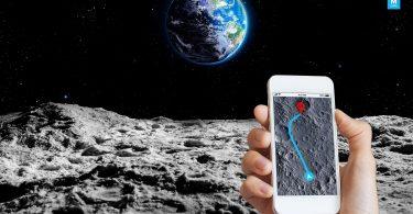 NASA розповіло, чи можна на Місяці використовувати GPS