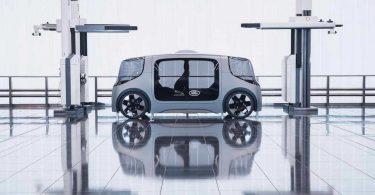 Jaguar показала концепт автономного міського автомобіля майбутнього
