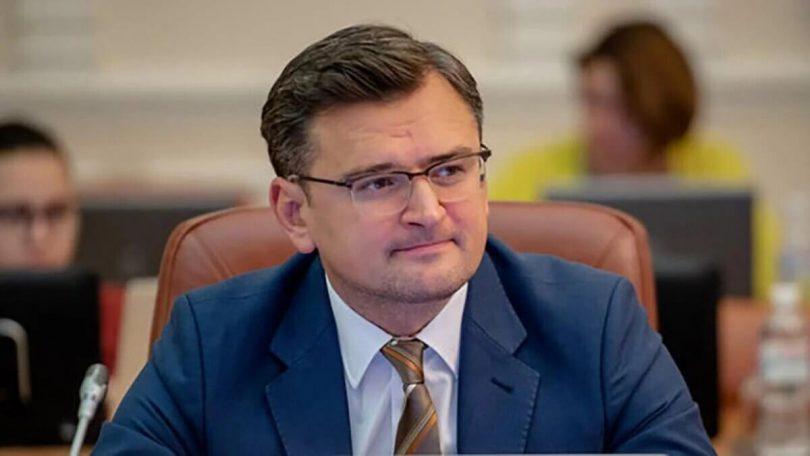 Дмитро Кулеба