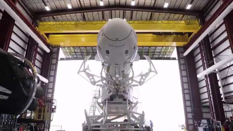 SpaceX - Crew Dragon