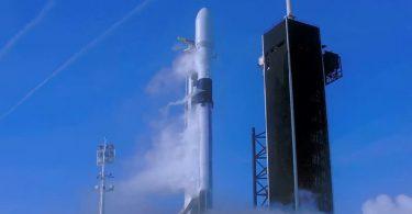 SpaceX успішно запустила нову партію супутників Starlink