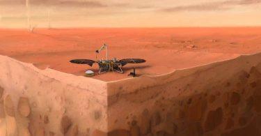 NASA опублікувало нові подробиці про марсіанської місії InSight