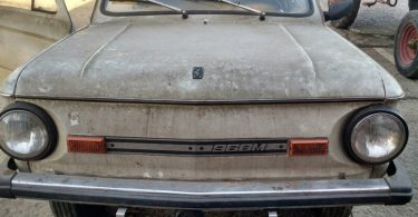 Знайдено «Запорожець» 1992 року майже без пробігу