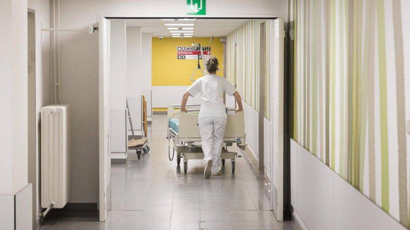 В лікарні