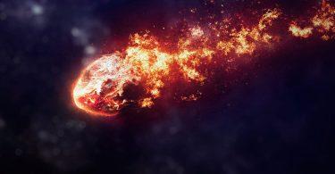 У метеориті виявили перші ознаки позаземного життя