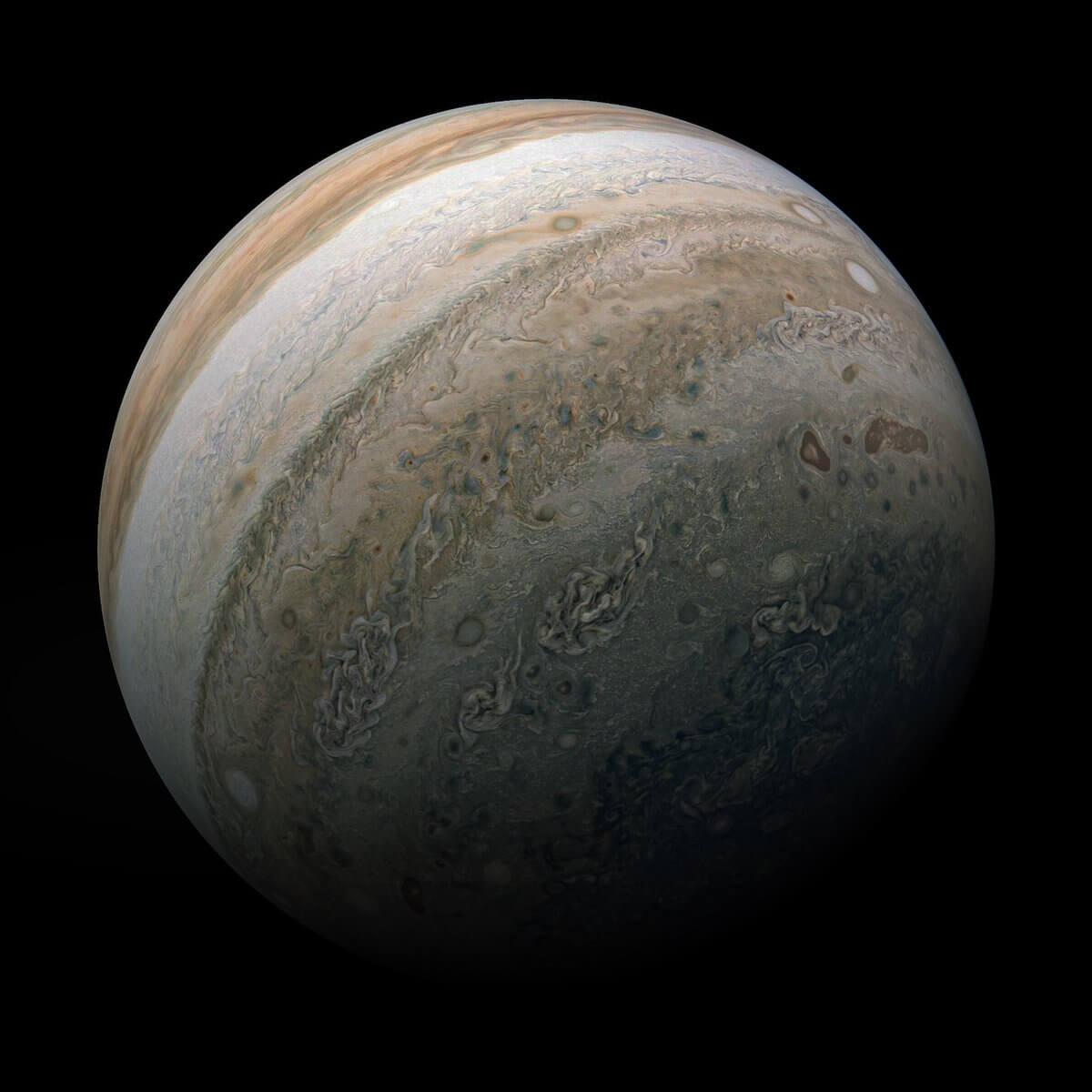 NASA Juno Jupiter