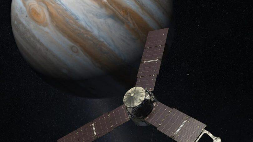 NASA Juno Jupiter (Юпітер)
