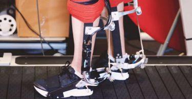 Інженери створили екзоскелет, який підвищує швидкість бігу [ВІДЕО]