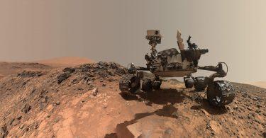 Марсохід Curiosity зняв панораму Червоної планети в рекордному розширені