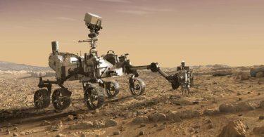 NASA оголосило «народну» назву нового марсохода