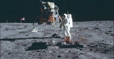 NASA показало, що бачив екіпаж «Аполлона 13» при польоті на Місяць [ВІДЕО]