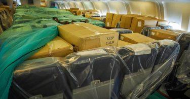 В ОПУ назвали вартість рейсу в Китай за медзасобами