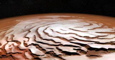 Льодовики на Марсі