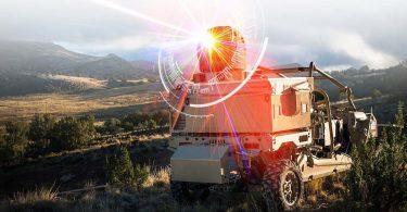 США випробує лазерну зброю за кордоном