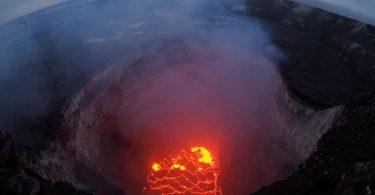 Потужні зливи вплинули на виверження вулкана