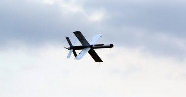 Українська компанія показала випробування дрона-камікадзе