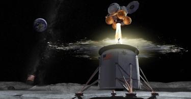 NASA заплатить за ідеї для місячної місії «Артеміда»
